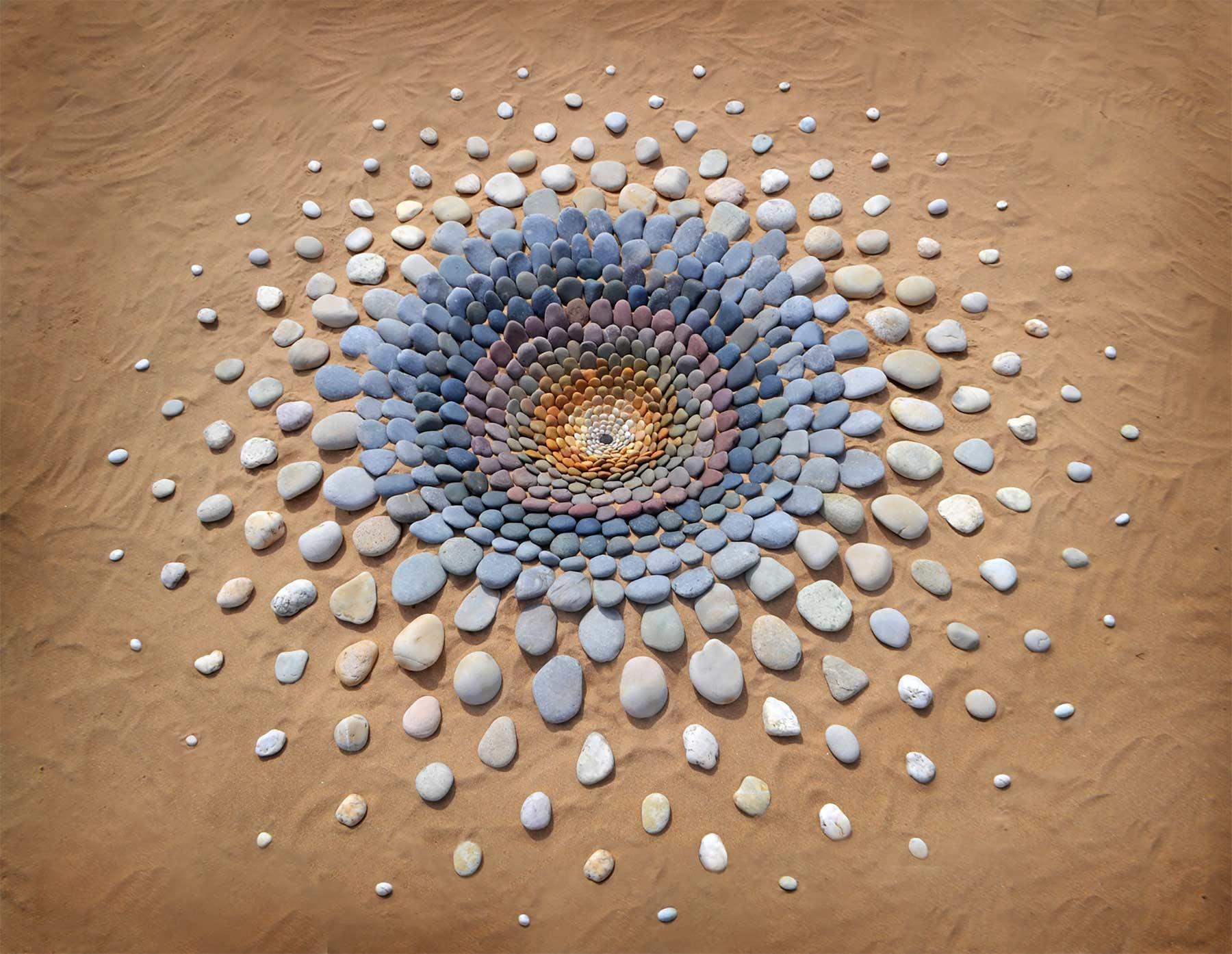 Musterlegekunst von Jon Foreman jon-foreman_sculpt-the-world_steinmuster_04