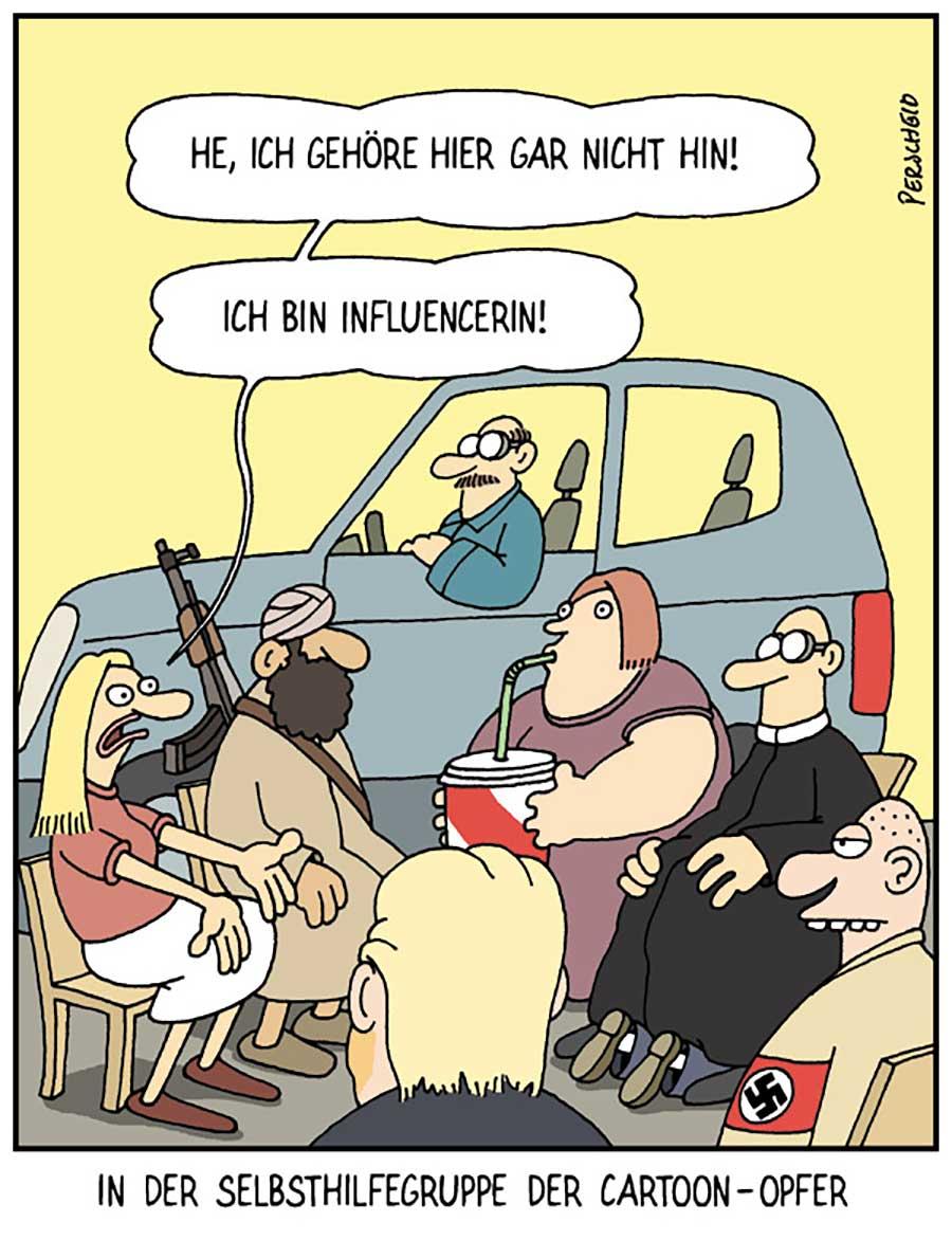 Gedanken einer 18-Jährigen: Gesellschaftskritische Cartoons livia-kolumne-gesellschaftskritische-webcomics_03