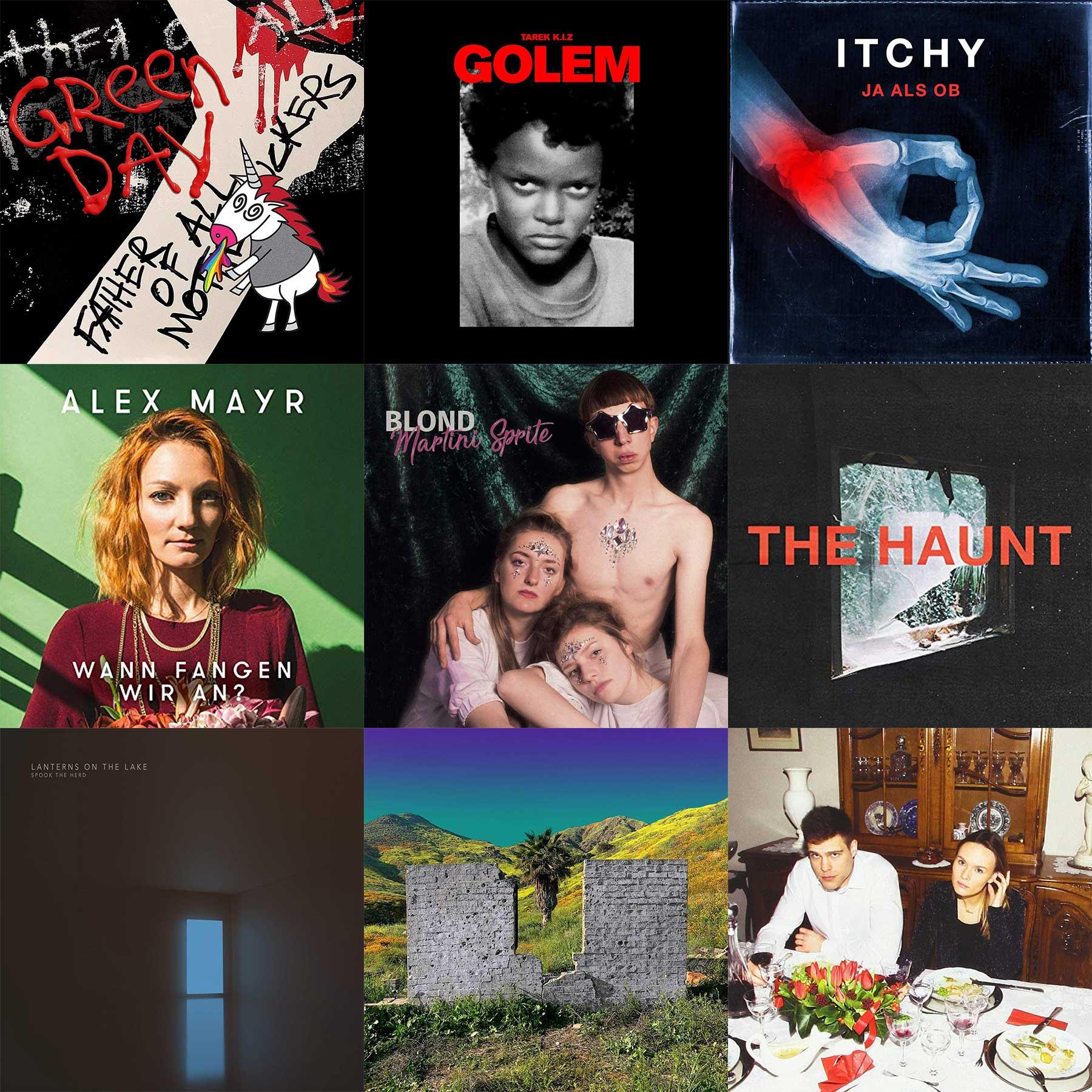 Kurzreviews: Neue Musikalben im Februar 2020