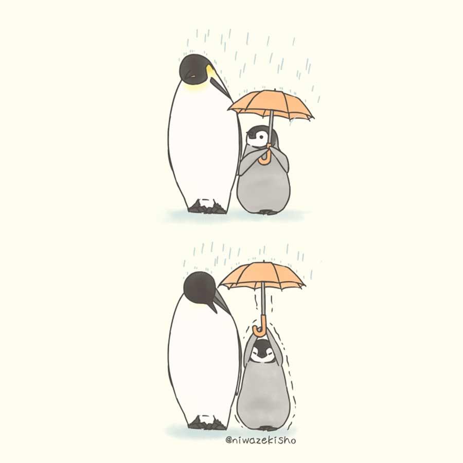 Süße Pinguin-Webcomics von Sheba pinguin-comics-sheba-niwazekisho_03
