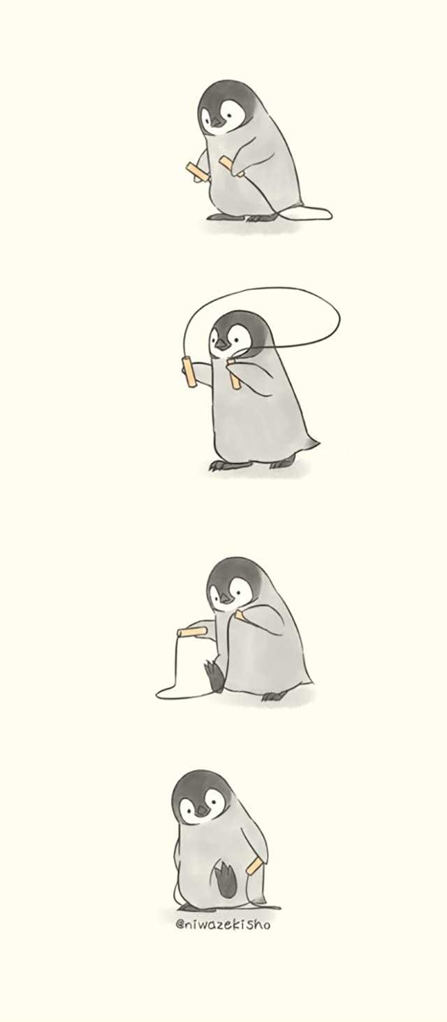 Süße Pinguin-Webcomics von Sheba pinguin-comics-sheba-niwazekisho_04