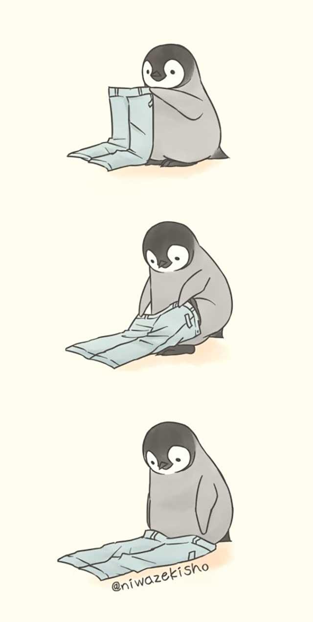 Süße Pinguin-Webcomics von Sheba pinguin-comics-sheba-niwazekisho_07