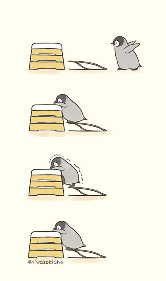 Süße Pinguin-Webcomics von Sheba pinguin-comics-sheba-niwazekisho_08