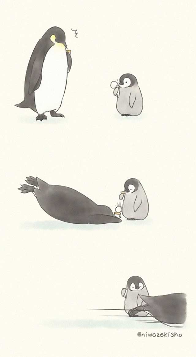 Süße Pinguin-Webcomics von Sheba pinguin-comics-sheba-niwazekisho_09