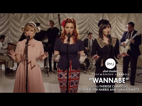 """Wannabe"" – Spice Girls (Vintage Style Cover)"