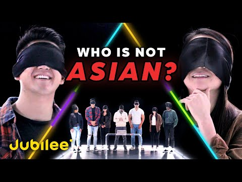 Wer dieser 7 angeblichen Asiaten ist gar keine/r?