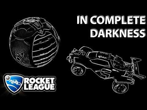 Rocket League im Dunkeln spielen