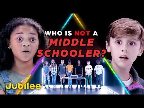 Welches dieser Kinder ist noch in der fünften Klasse?