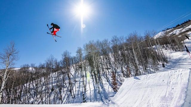 "Ski-Video: ""Ressurection"""