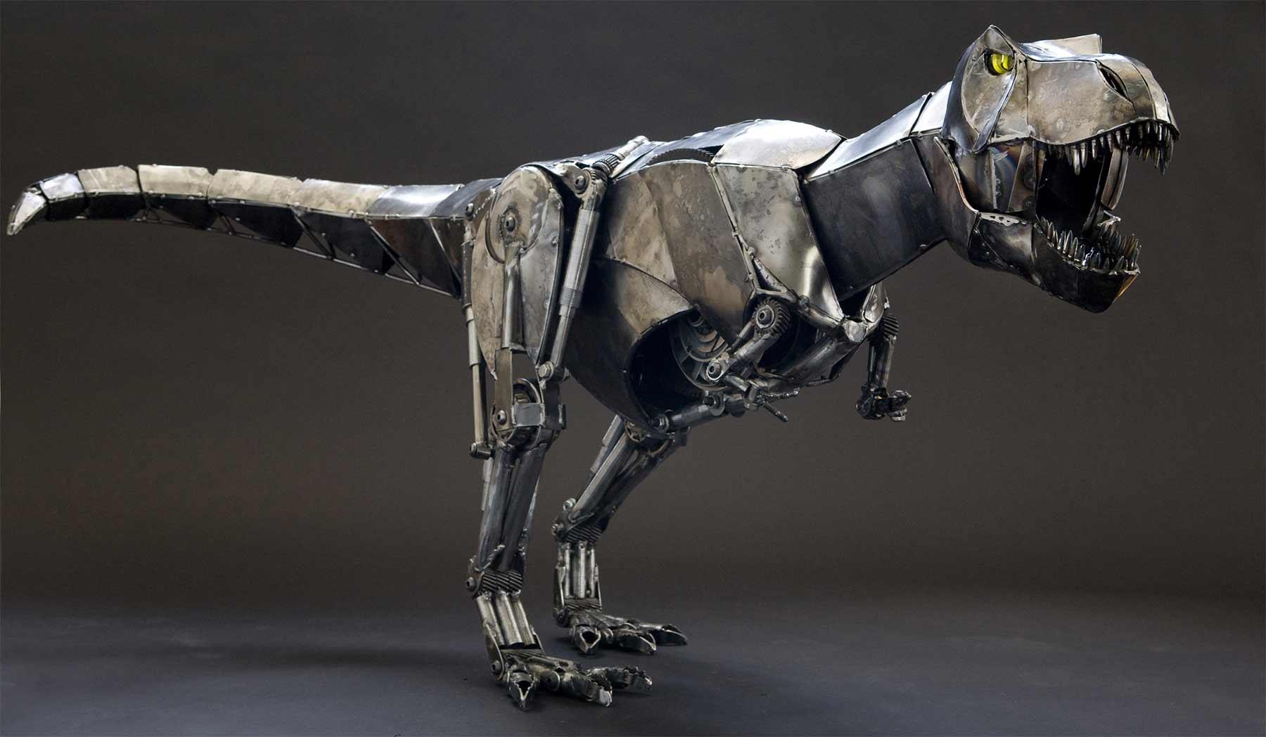 Tierskulpturen aus Metall von Andrew Chase Andrew-Chase-tierskulpturen-metall_02