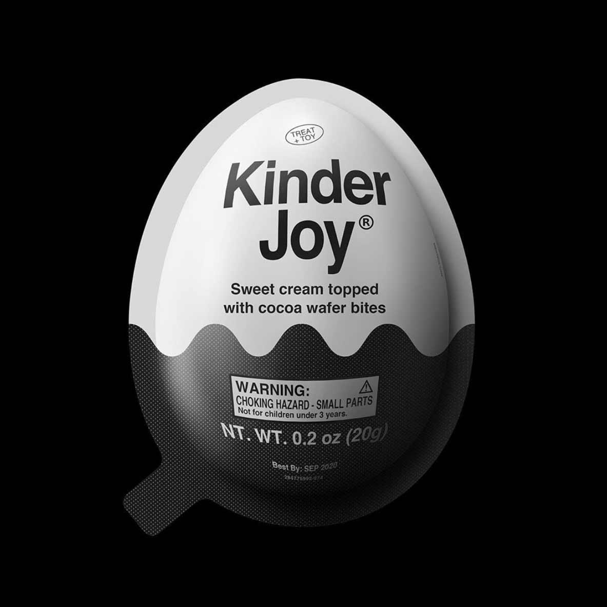 Kunel Gaur hat Markenprodukten die Farbe entzogen Kunel-Gaur_schwarz-weiss-produktverpackungen_05