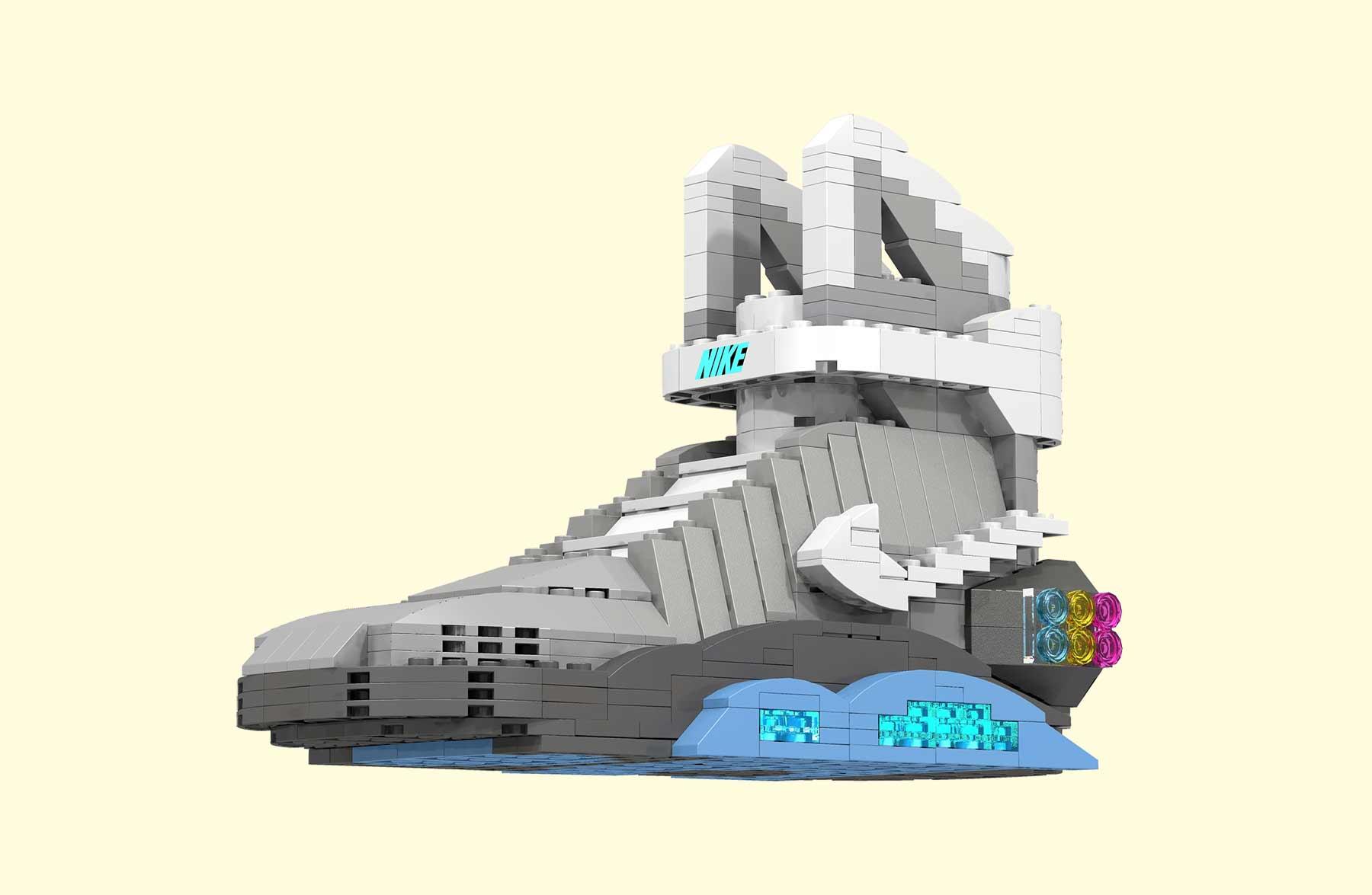 LEGO-Sneaker von Tom Yoo