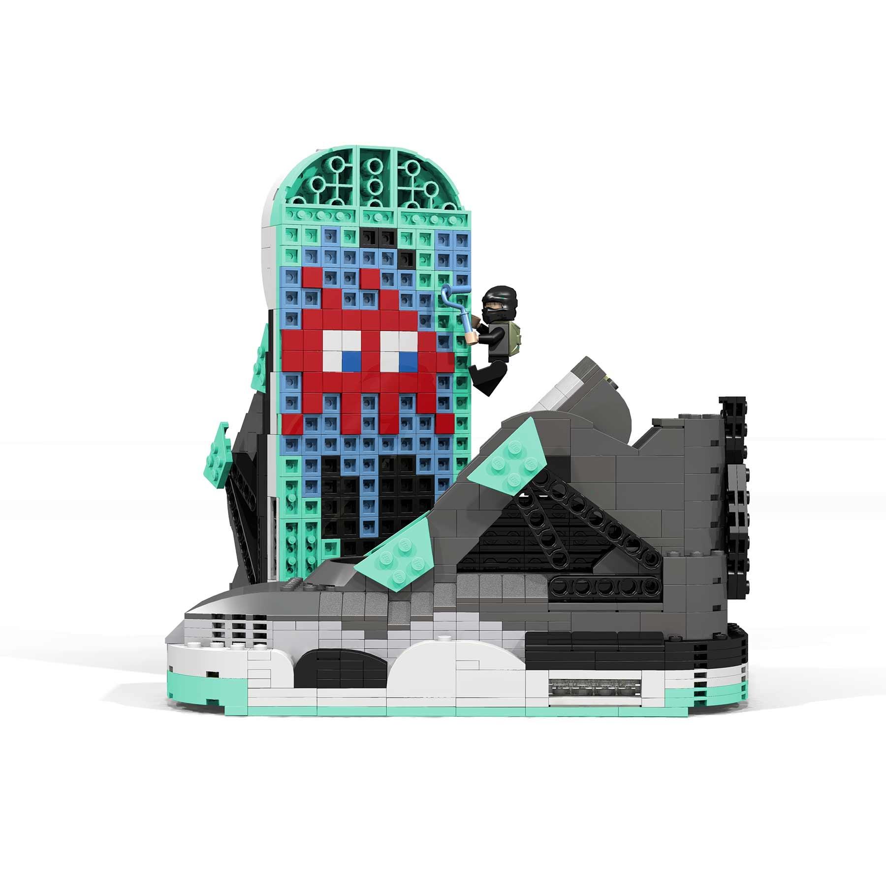 LEGO-Sneaker von Tom Yoo LEGO-Sneaker-Tom-Yoo_03