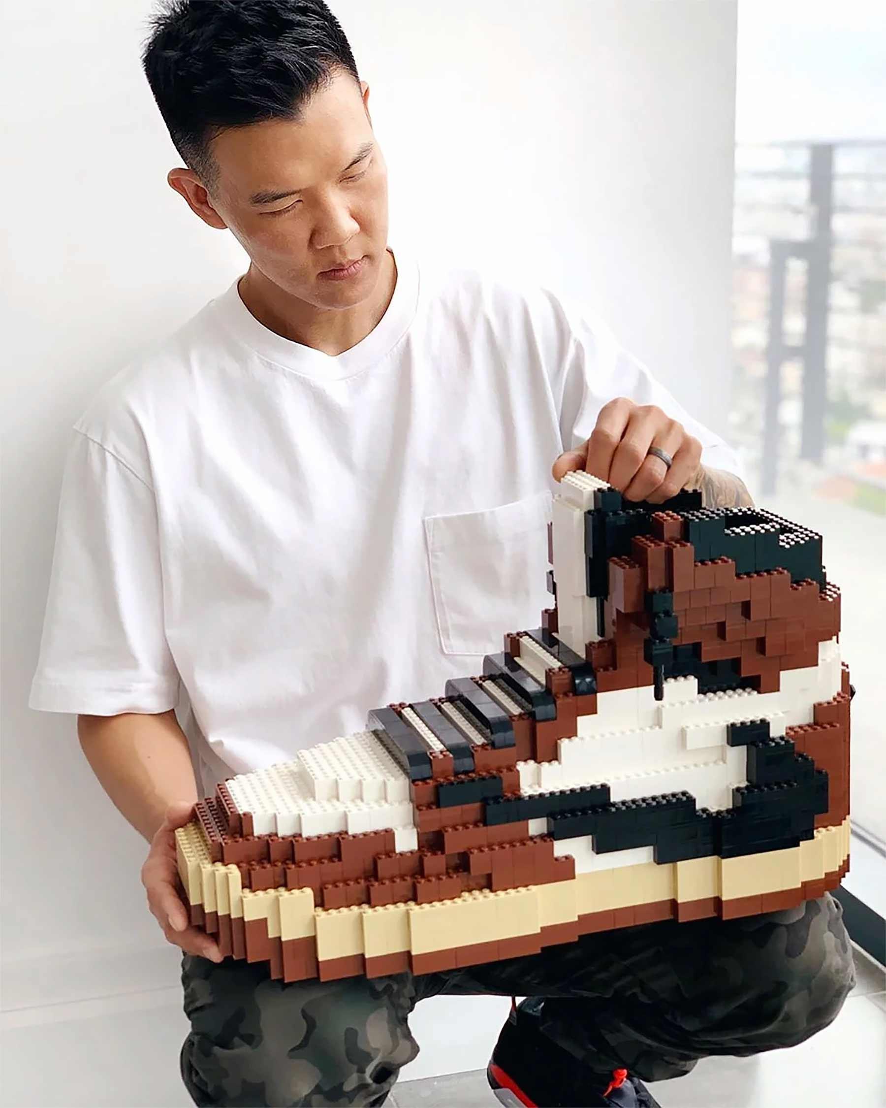 LEGO-Sneaker von Tom Yoo LEGO-Sneaker-Tom-Yoo_08