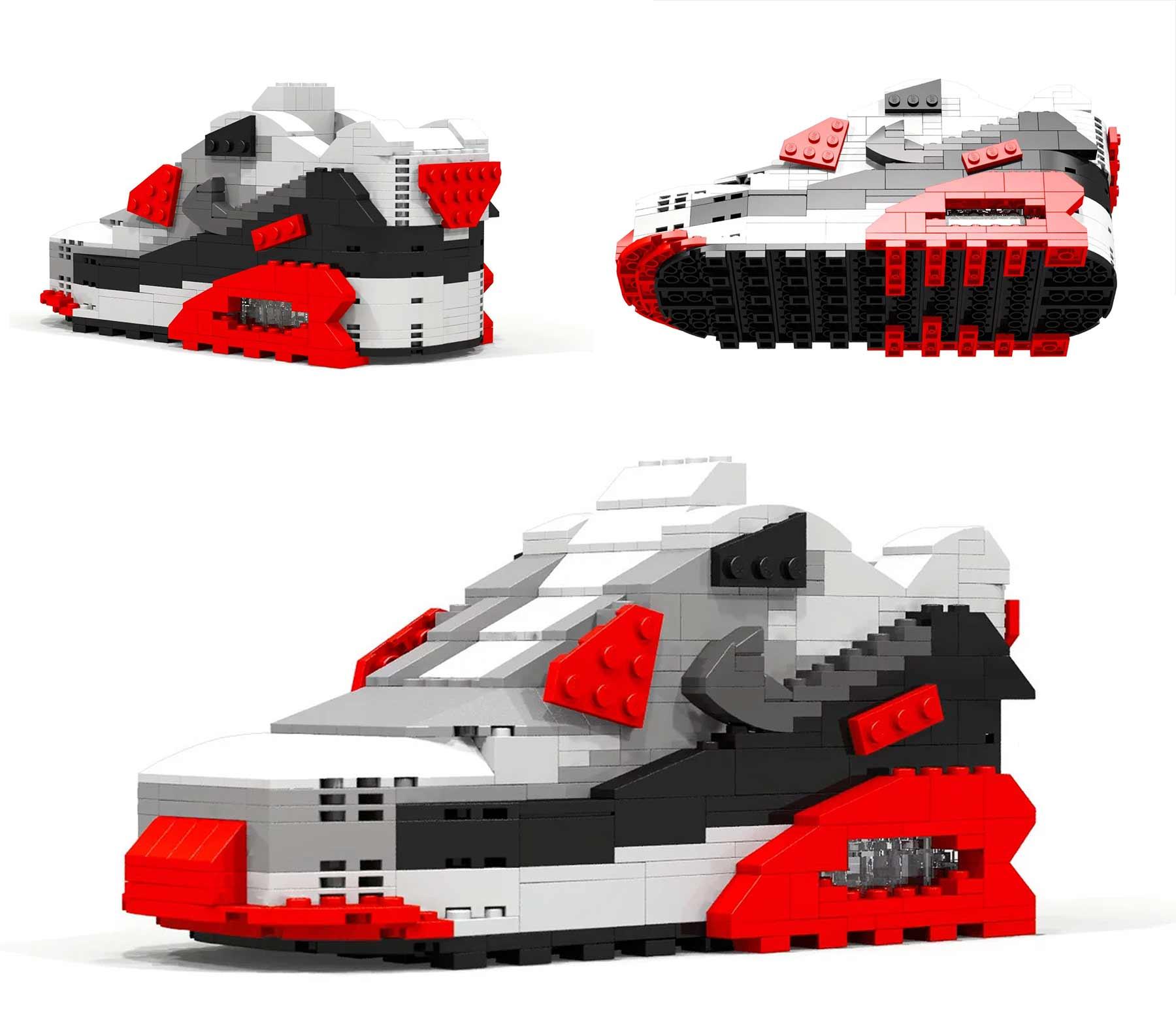 LEGO-Sneaker von Tom Yoo LEGO-Sneaker-Tom-Yoo_10