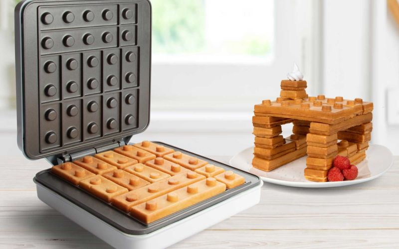 LEGO-Stein-Waffeleisen