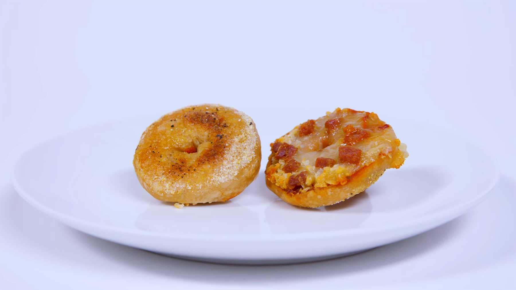 Gourmet-Köchin versucht, Bagel Bites nachzumachen