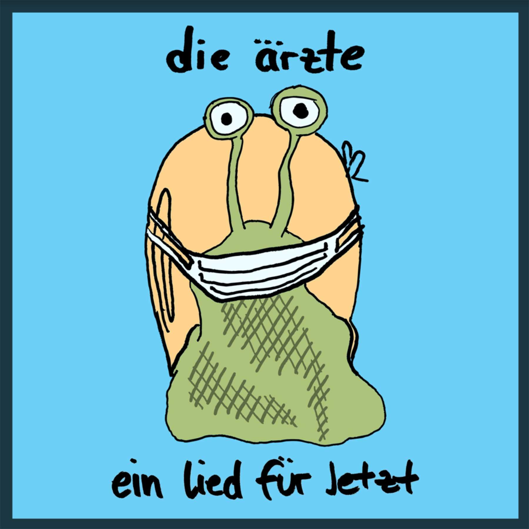 """Musikvideo: Die Ärzte – """"Ein Lied für Jetzt"""" die-aerzte-ein-lied-fuer-jetzt_cover"""