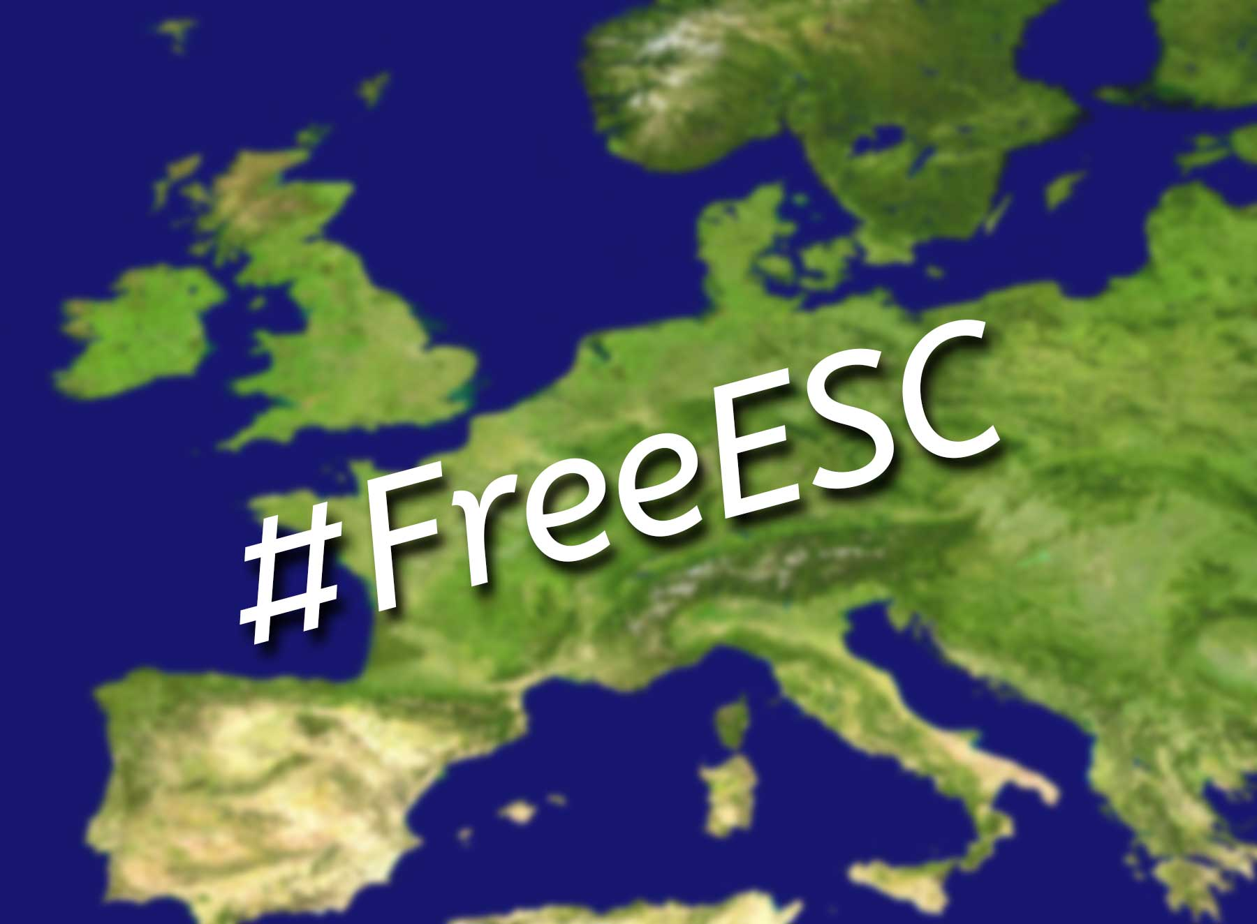 "TV-Comeback: Stefan Raab macht den ""Free European Song Contest"" (#FreeESC) free-ESC-2020"