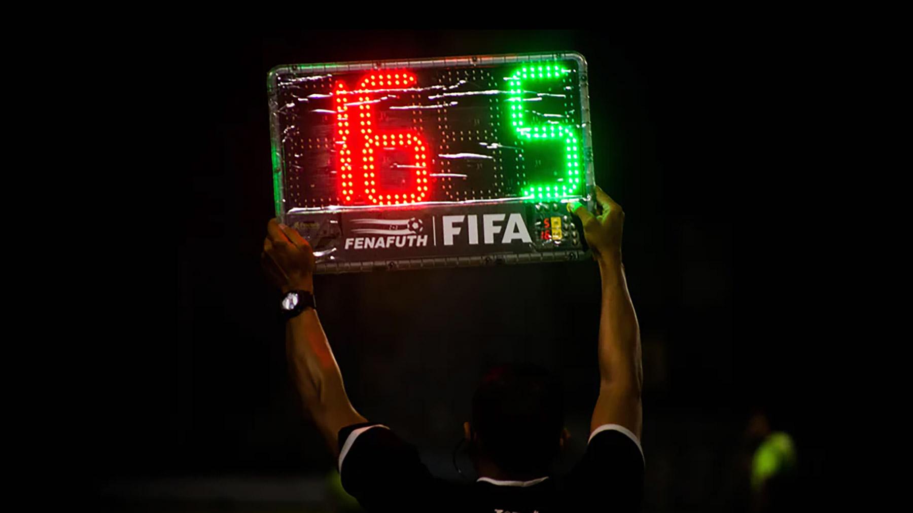 FIFA: 5 große neue Fußballregeln sollen getestet werden