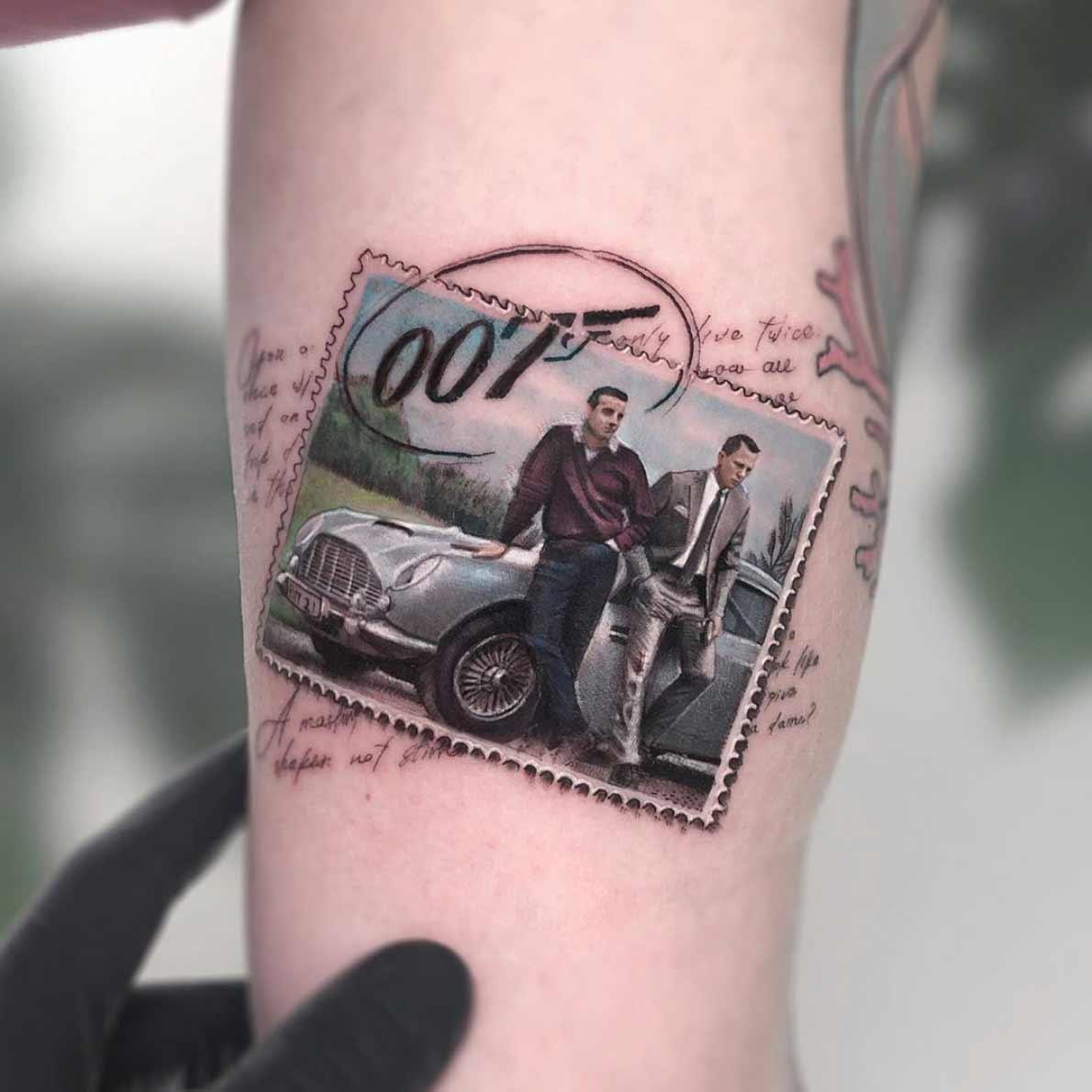 Gestochene Popkultur-Liebe von Eden Kozokaro aka Kozo Tattoo kozo-tattoos_02