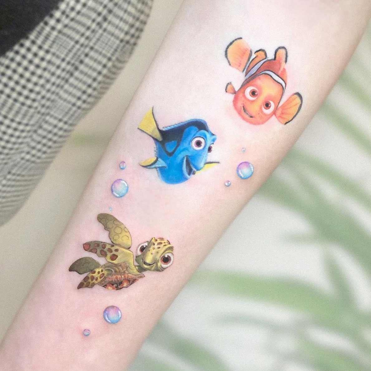 Gestochene Popkultur-Liebe von Eden Kozokaro aka Kozo Tattoo kozo-tattoos_10
