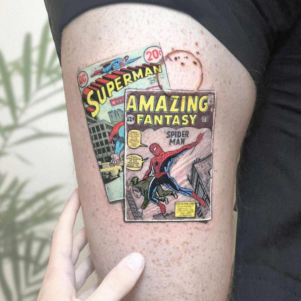 Gestochene Popkultur-Liebe von Eden Kozokaro aka Kozo Tattoo kozo-tattoos_11