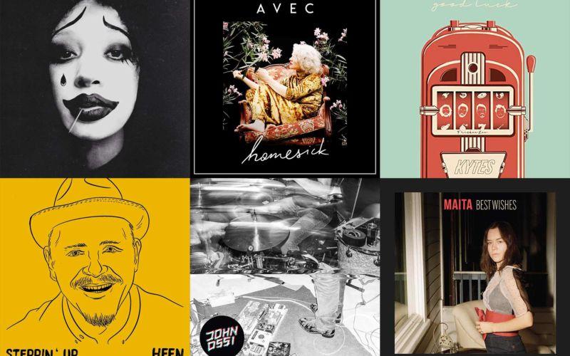 Kurzreviews: Neue Musikalben im März 2020