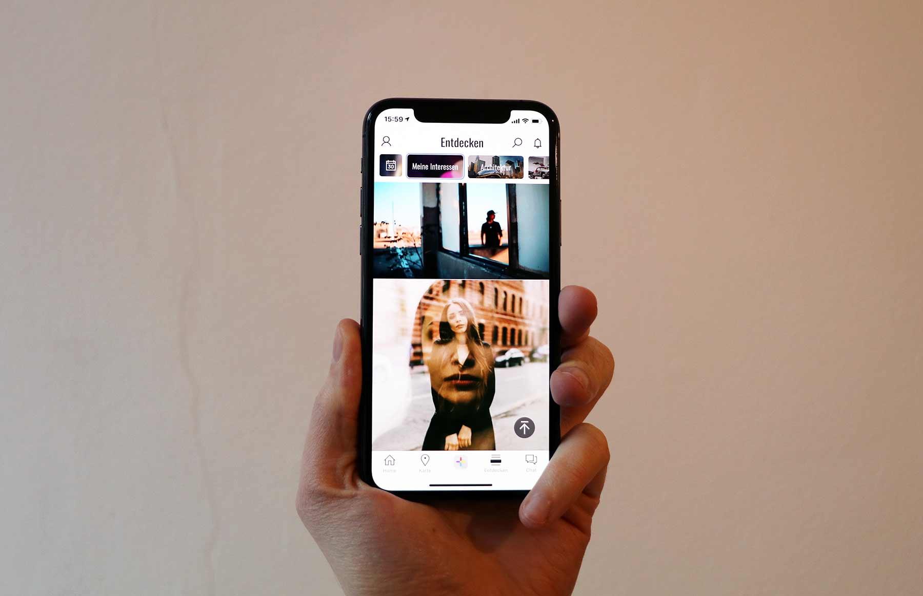 """""""mylivn"""" im Test: Der neue Social-Media-Hero aus München? mylivn-soziales-netzwerk-app-test_05"""