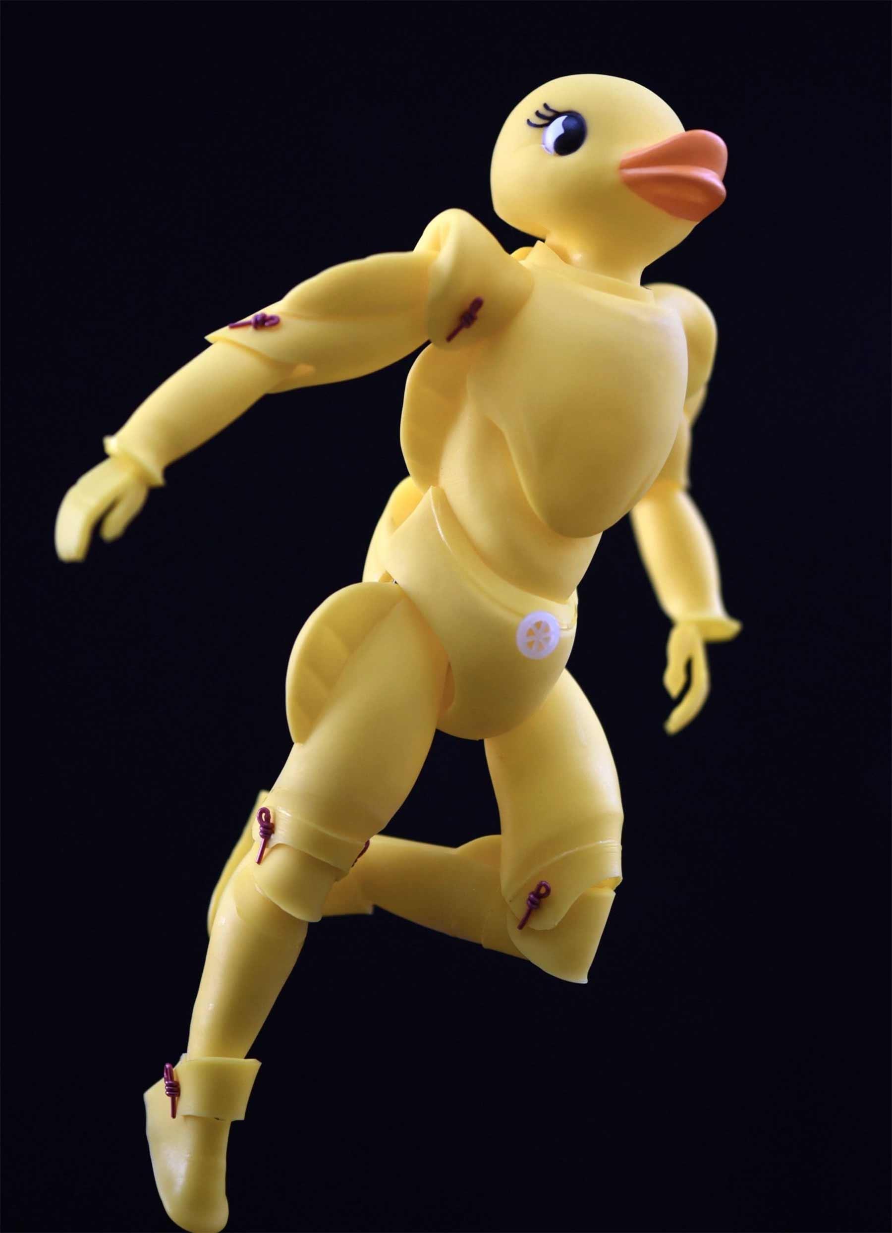 Quietscheentchen-Actionfigur quietscheentchen-actionfiguren-Tomohiro-Yasui_02