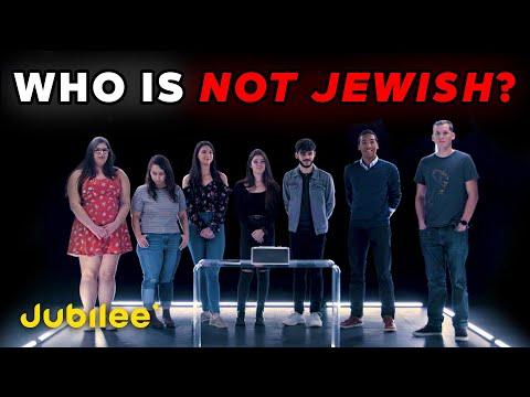 Welche dieser 7 Personen ist nicht jüdisch?