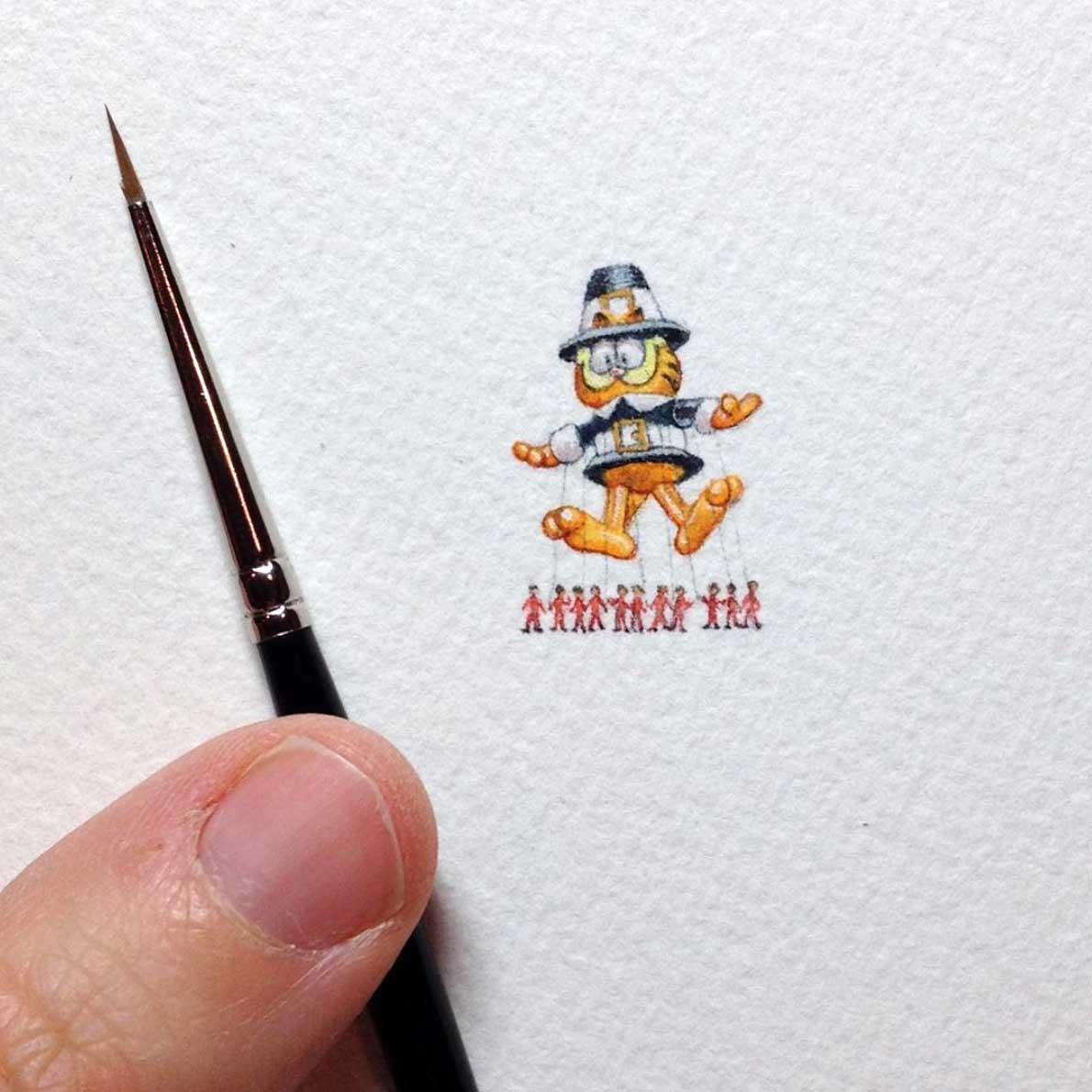 Miniatur-Gemälde von Brooke Rothshank Brooke-Rothshank-miniatur-malerei_04