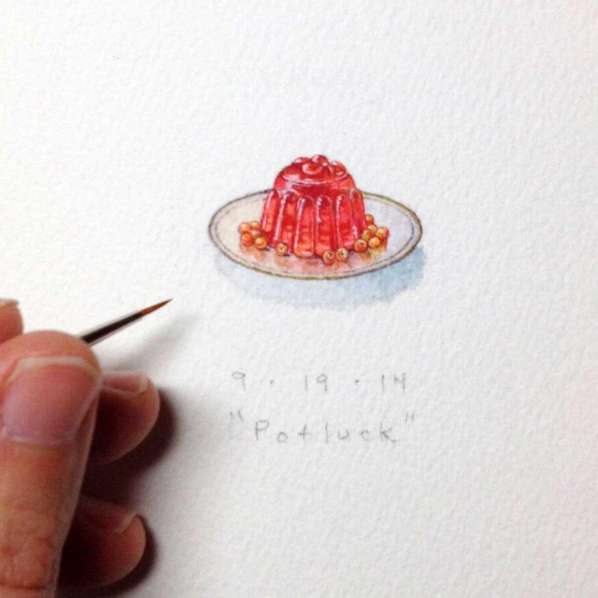 Miniatur-Gemälde von Brooke Rothshank Brooke-Rothshank-miniatur-malerei_12