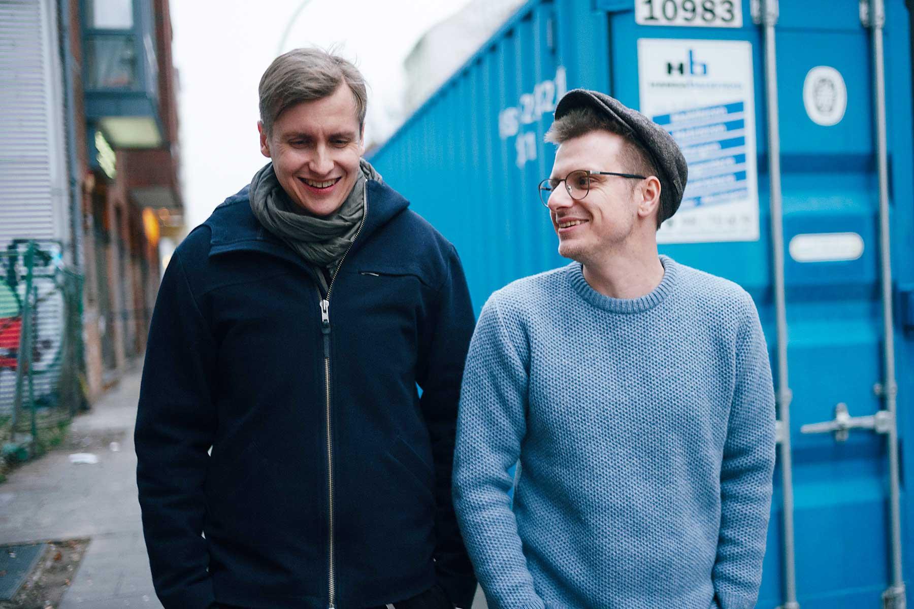 kurzweil-ICH: Interview mit Comedian Moritz Neumeier