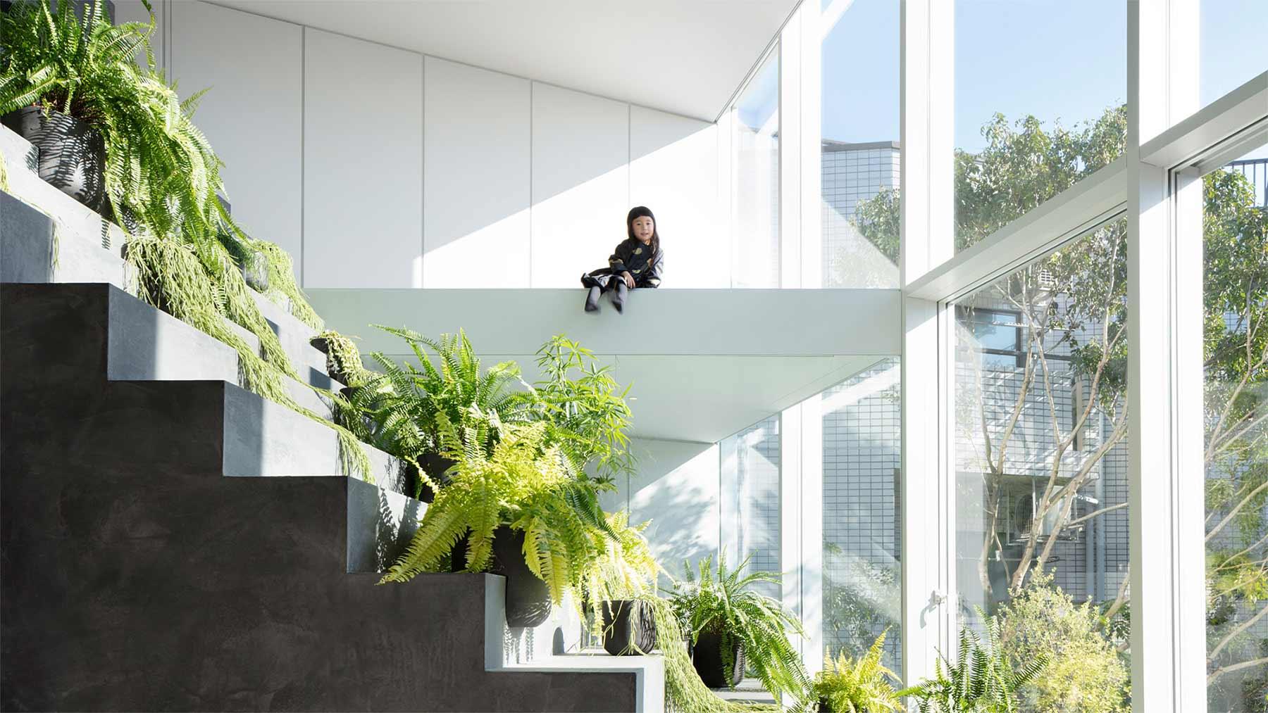 """Stairway House"" Stairway-house-nendo-japan_02"
