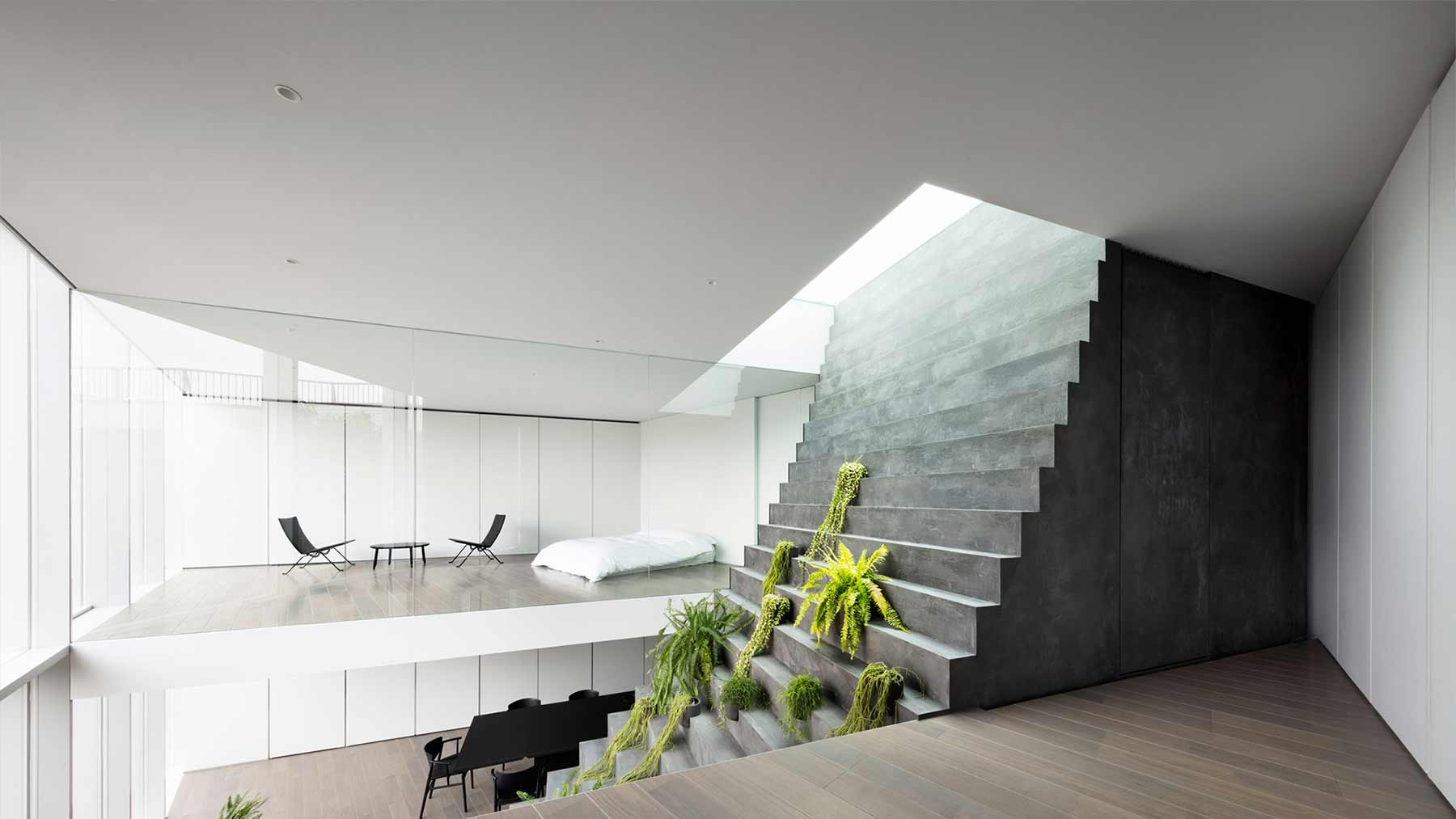 """Stairway House"" Stairway-house-nendo-japan_03"