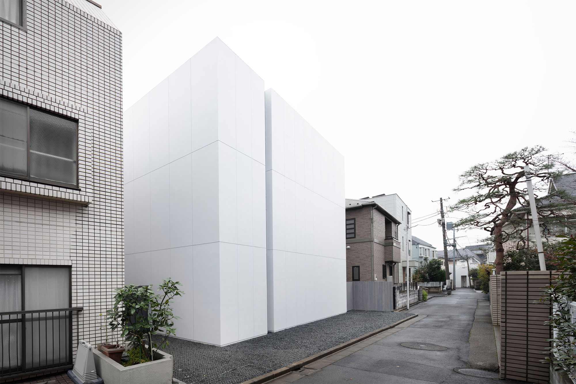 """Stairway House"" Stairway-house-nendo-japan_06"
