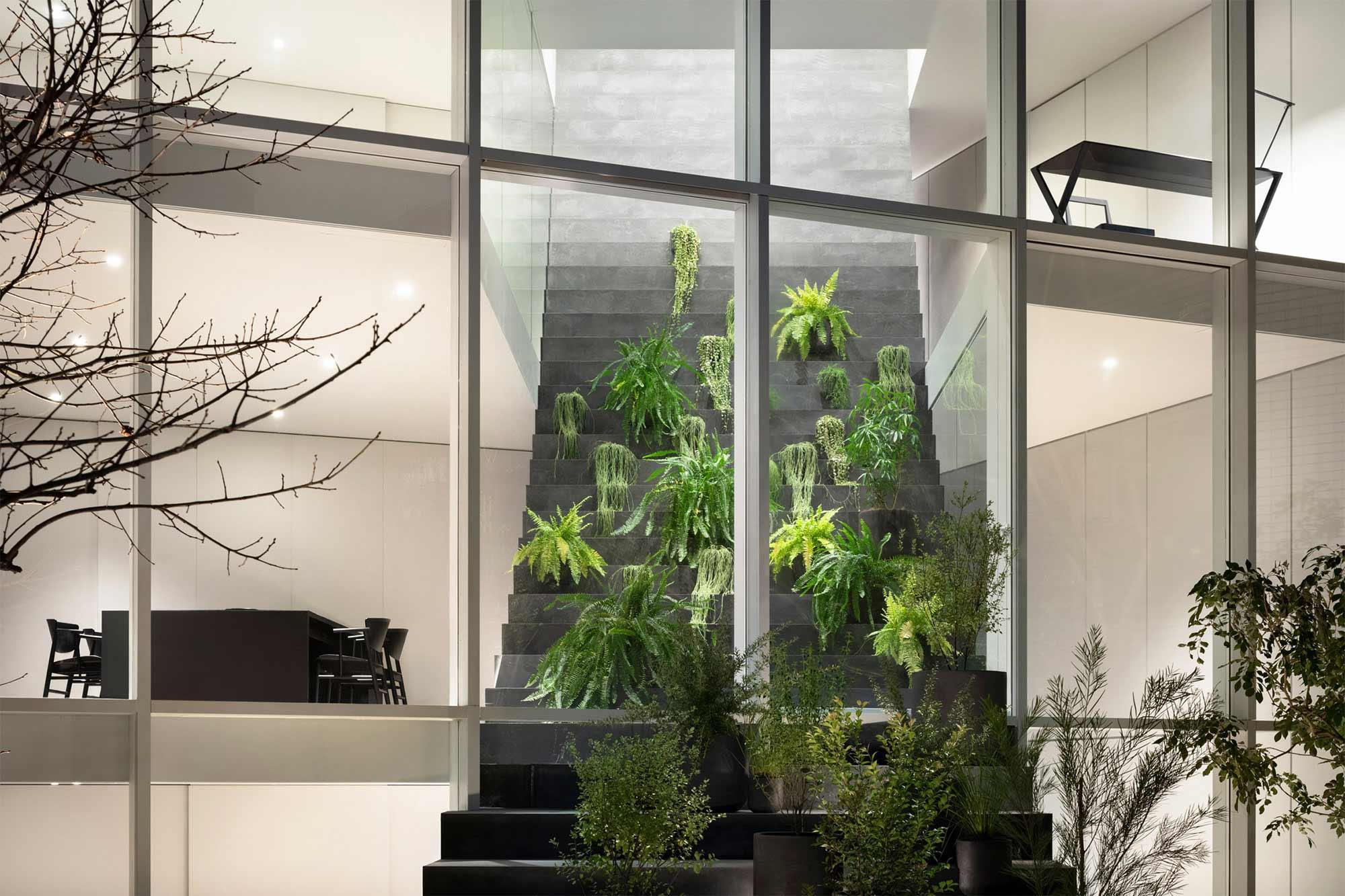 """Stairway House"" Stairway-house-nendo-japan_07"