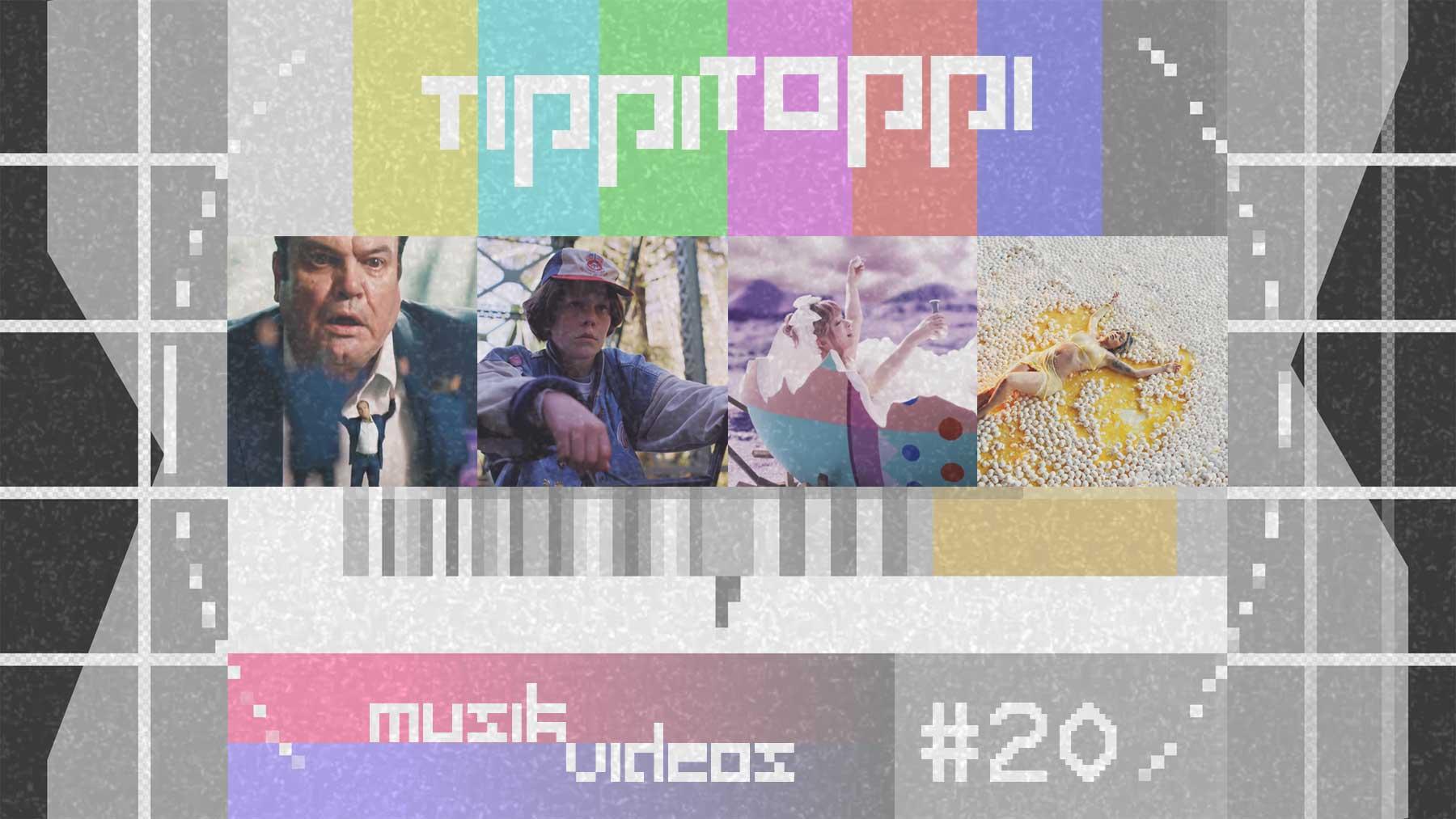 Tippi Toppi Musikvideos Vol. 20 TIPPITOPPI-musikvideos-20