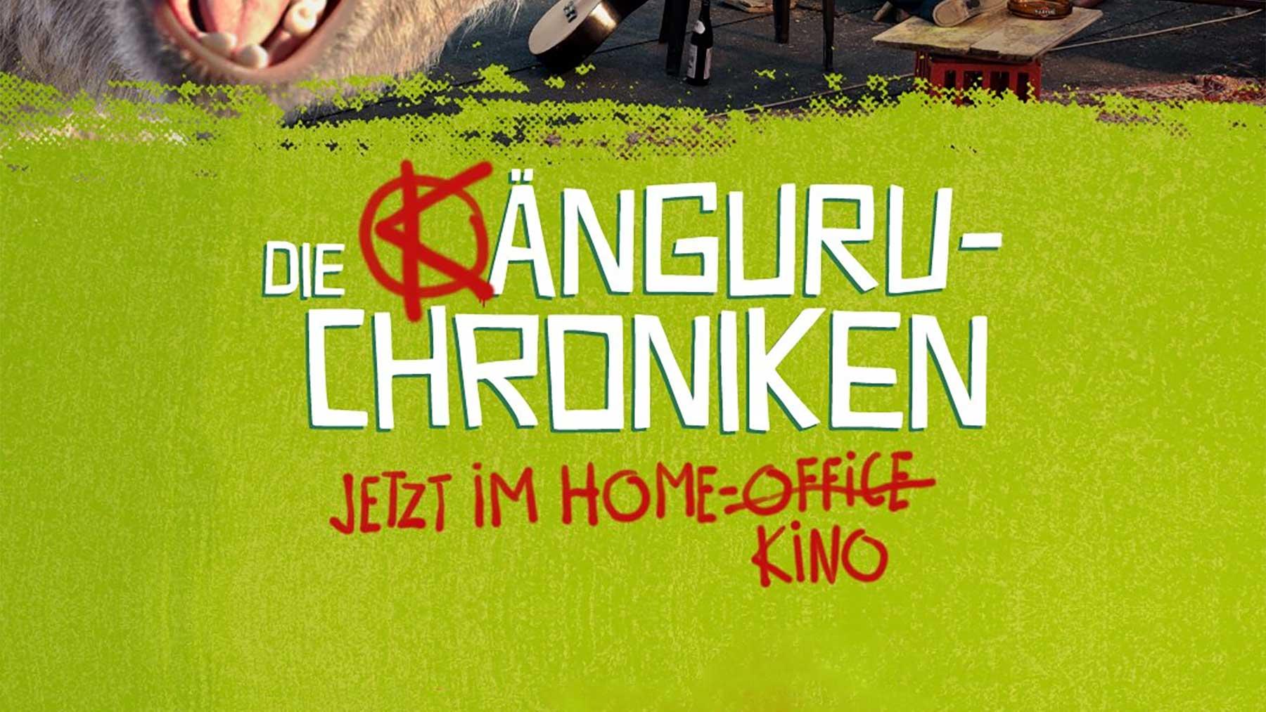 Die Känguru-Chroniken: Film ab morgen als Download und Stream erhältlich