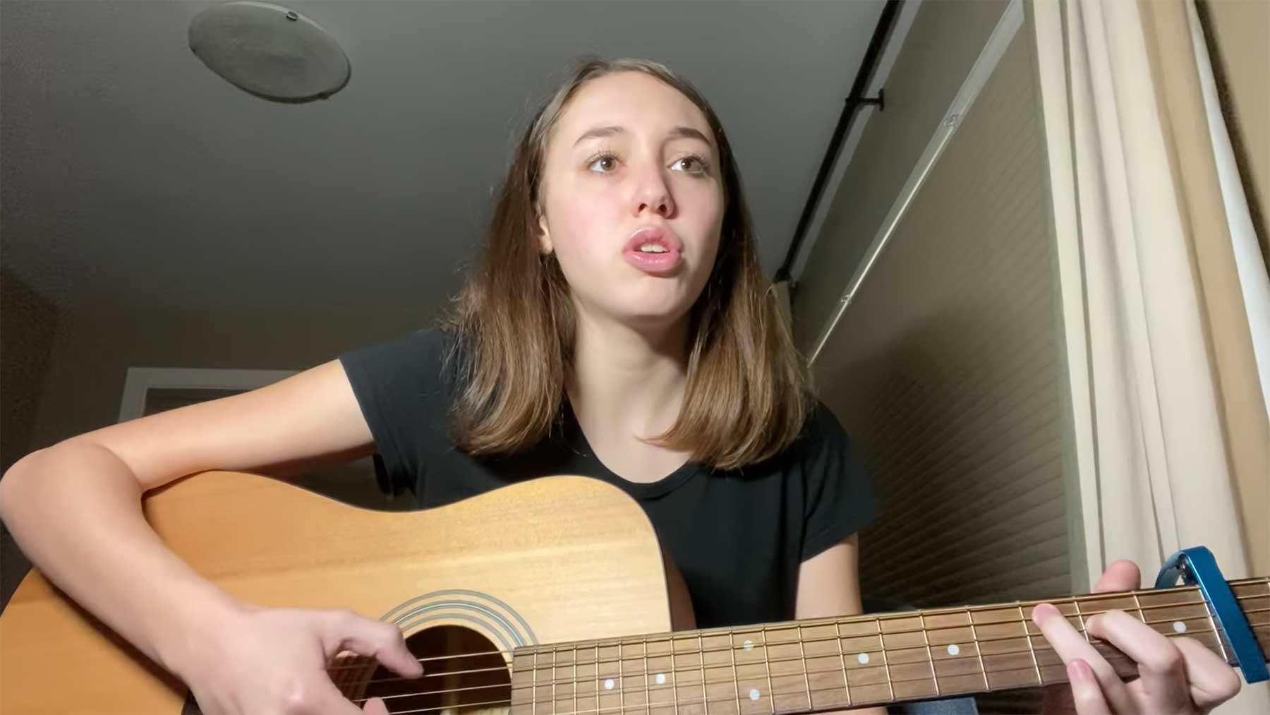 """""""Hey There Delilah"""" auf der Melodie von """"Jolene"""" gesungen"""