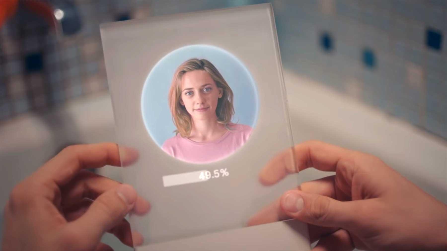 Suche nach dem perfektem Partner per App kurzfilm-storm