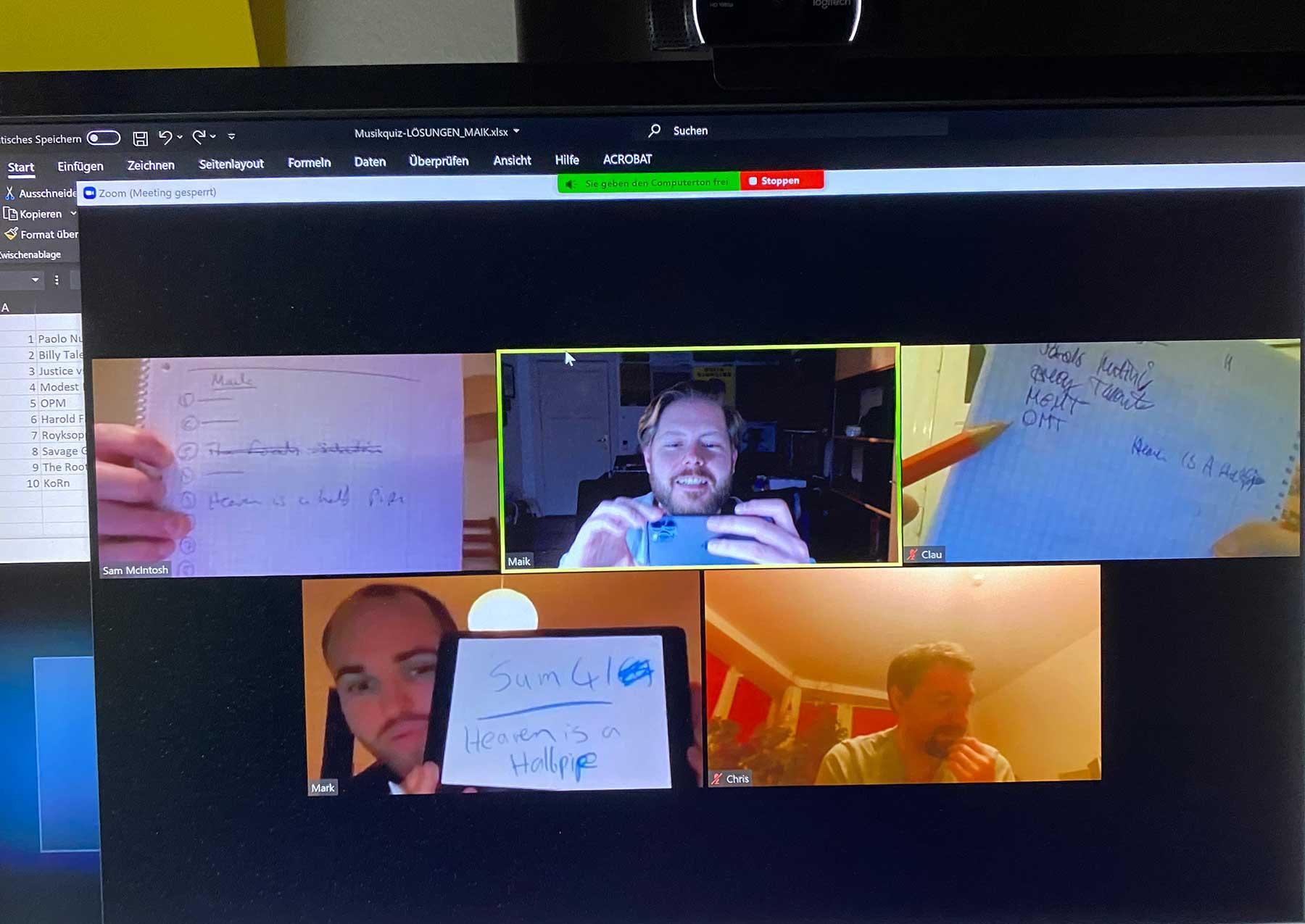 Coronavirus: Musikquiz gemeinsam mit Freunden per Skype/Zoom machen musikquiz-per-zoom_01