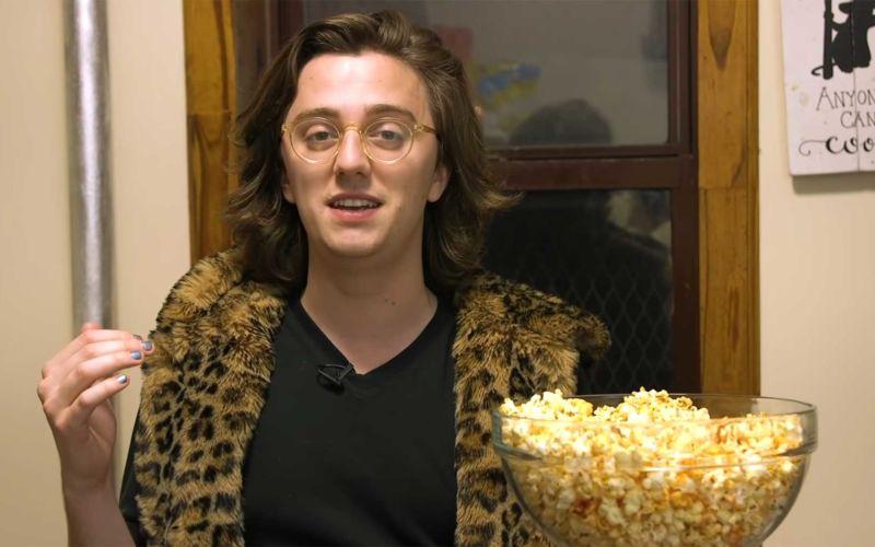 """Brian David Gilbert zeigt uns, wie man """"Pepcorn"""" macht"""