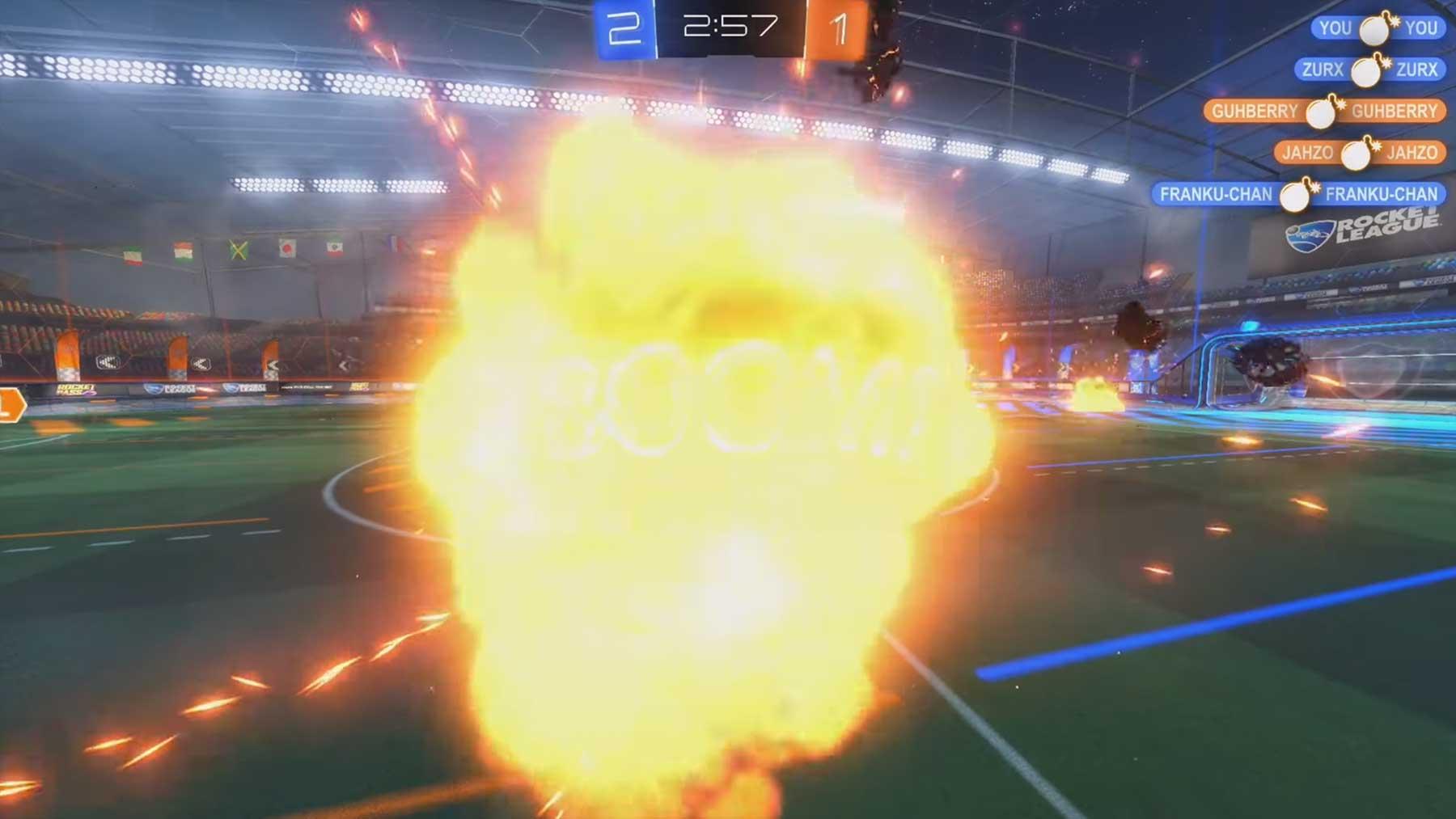 """In diesem """"Rocket League""""-Mod stirbt man alle 10 Sekunden"""