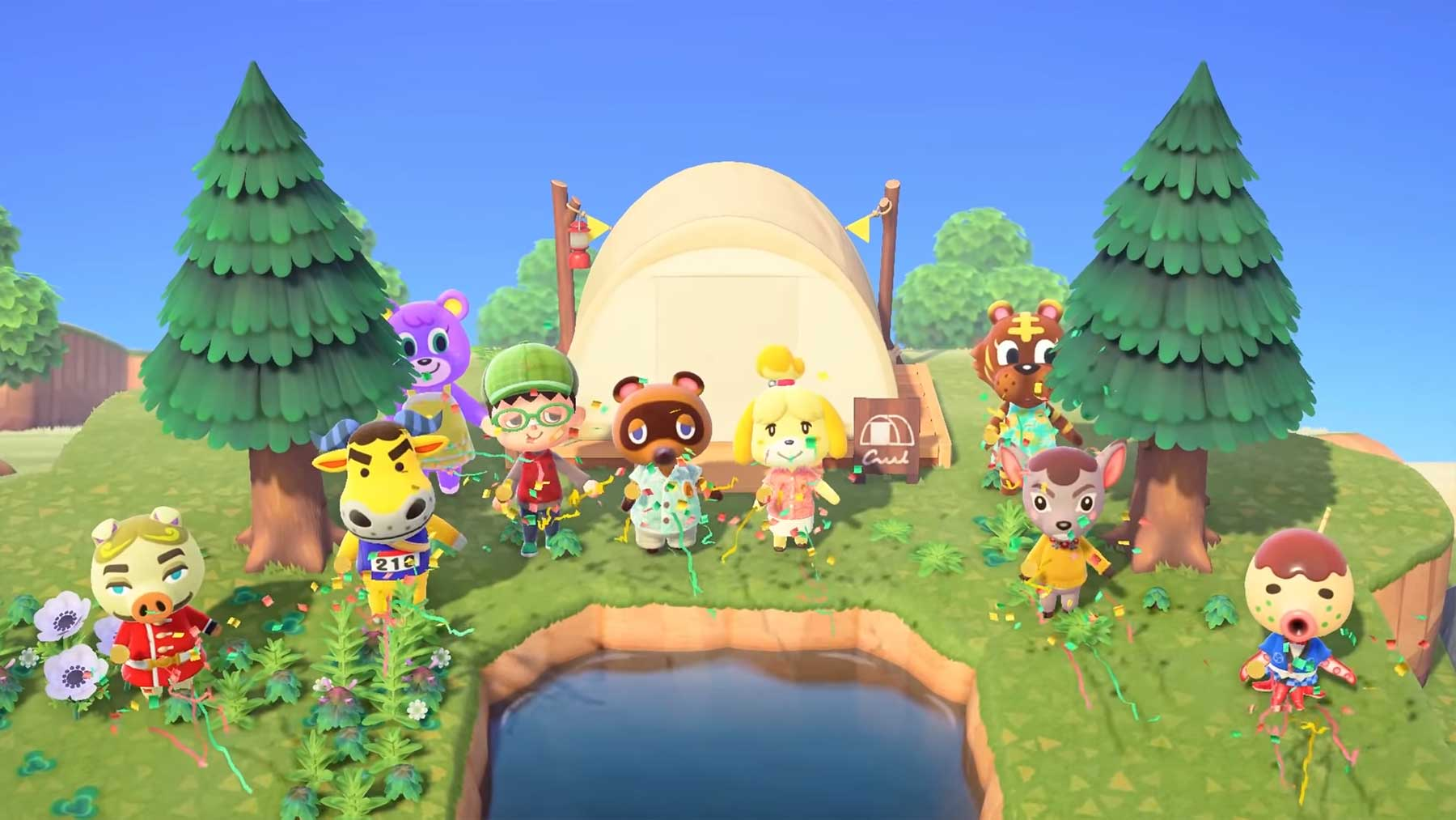 "videogamedunkey spielt ""Animal Crossing: New Horizons"""