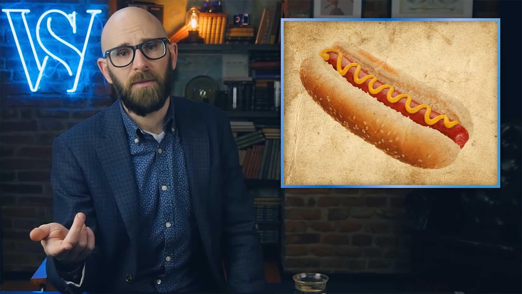 Wieso heißt der Hot Dog eigentlich Hot Dog?