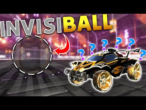 """Rocket League"" mit unsichtbarem Ball spielen"