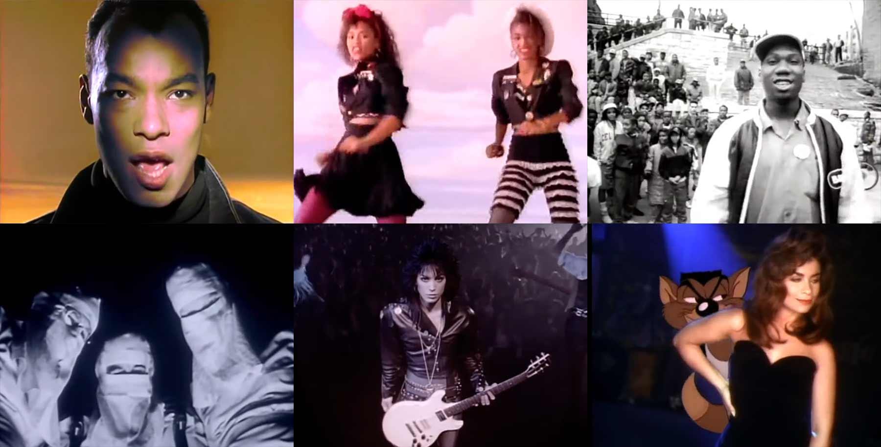 Mashup: Die 50 besten Songs des Jahres 1988 in 3 Minuten