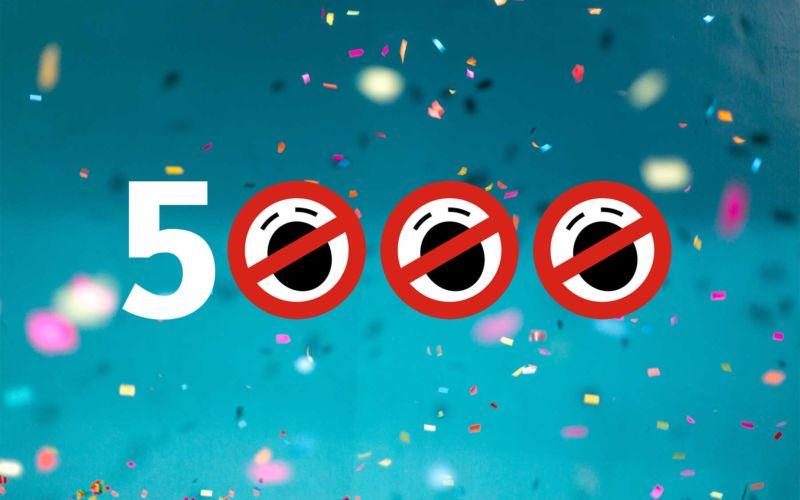 5.000 Tage LangweileDich.net!